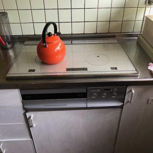 IHクッキングヒーターを伊豆の国市・A様宅に導入しました