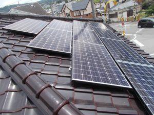 太陽光発電システムを伊豆の国市・F様宅に導入しました