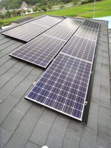 太陽光発電システムを松崎町・Y様宅に導入しました