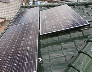 太陽光発電システムを下田市・W様宅に導入しました