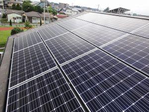 太陽光発電システムを御殿場市・A様宅に導入しました