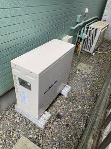 蓄電池システムを御殿場市・A様宅に導入しました