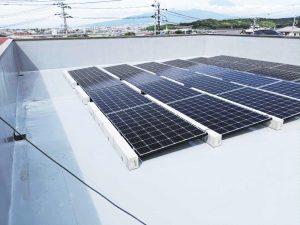 太陽光発電システムを函南町・I様宅に導入しました
