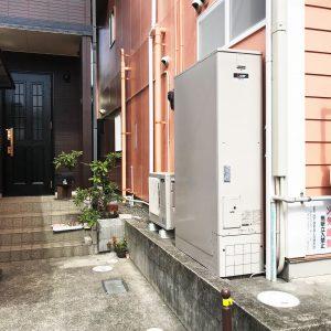 エコキュートを沼津市・M様宅に導入しました