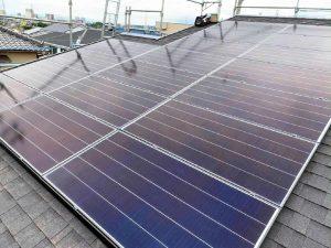 太陽光発電システムを三島市・T様宅に導入しました