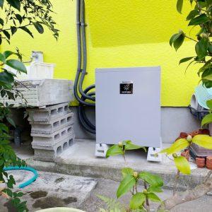 蓄電池システムを三島市・F様宅に導入しました