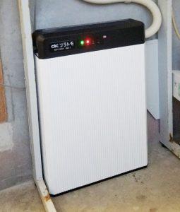 蓄電池システムを御殿場市・T様宅に導入しました