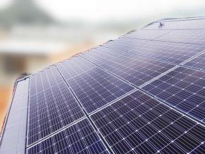 太陽光発電システムを富士市・M様宅に導入しました