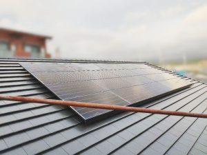 太陽光発電システムを三島市・S様宅に導入しました