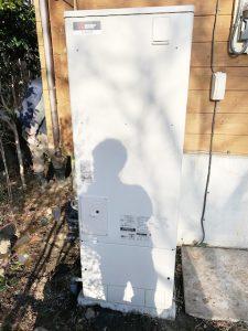 エコキュートを富士宮市・Y様宅に交換設置