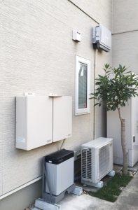 蓄電池システムを伊豆の国市・N様宅に導入しました