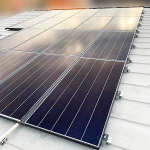 太陽光発電システムと蓄電池を三島市・E様宅に導入しました