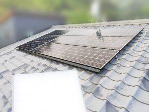 太陽光発電システムと蓄電池を静岡市・M様宅に導入しました