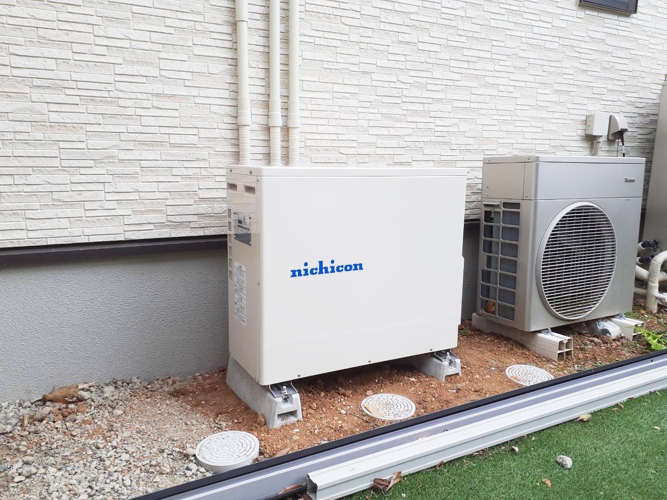 蓄電池システムを伊豆の国市・H様宅に導入しました
